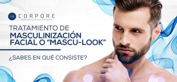 Masculinización facial o masculook: la revolución de la medicina estética