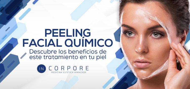 Peeling químico facial: el tratamiento top para mejorar tu estética facial