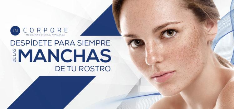 ¿Manchas faciales? Descubre el tratamiento que las borra de tu rostro