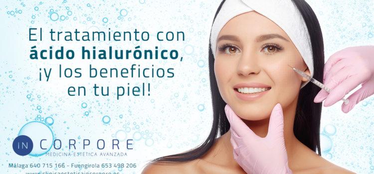 El tratamiento con ácido hialurónico, ¡y los beneficios en tu piel!
